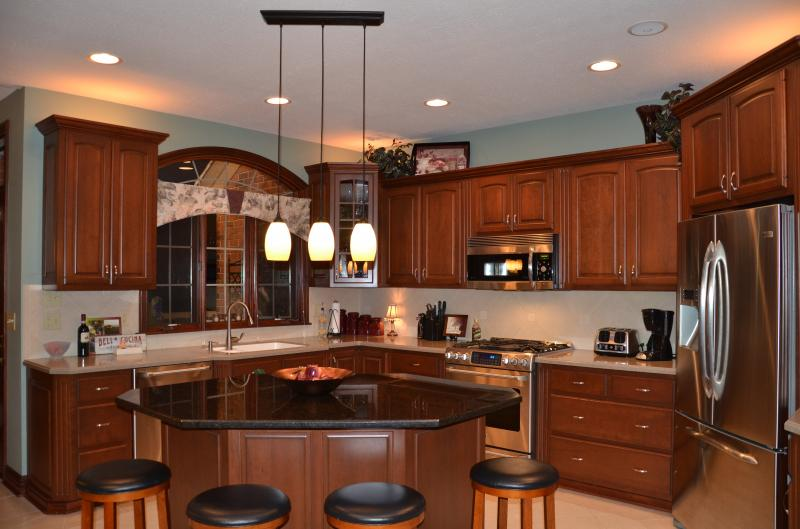 Ferrara kitchen lighting